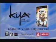 Kya Dark Lineage for PlayStation 2 RL TVC 2003
