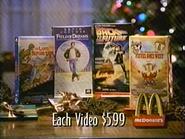 McDonald's Holiday Film Fest TVC 1994