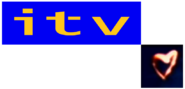ITV logo (two squares heart variant) (1998)