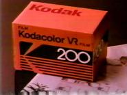 Kodak Kodacolor VR TVC 1985 URA Cheyenne