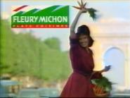 Fleury Michon RLN TVC 1991