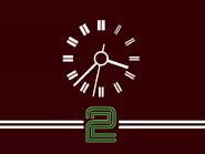 GRT2 clock Christmas 1979