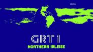GRT 1 Northern Irleise 1981 Mirror Globe Symbol (2014)