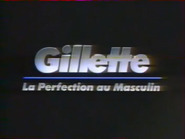 Gillette RLN TVC 1990