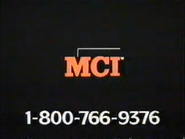 MCI URA TVC 1991