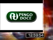 TN1 clock - Pingo Doce - 2003