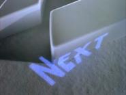 Centric Next sting - White - 1994