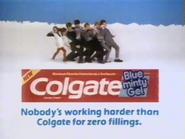 Colgate Blue Minty Gel AS TVC 1984