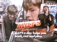 Mars AS TVC 1985