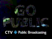 CTV promo - Go Public - 1993