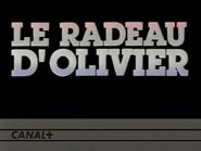 Canal Plus bumper - Le Radeau D'Olivier - 1984 - 2