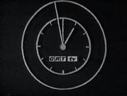 GRT TV clock 1962