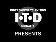 ITV Dibralta Ident 1962