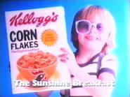 Kelloggs Corn Flakes AS TVC 1978