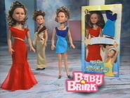 Tais Aralujo Baby Brink PS TVC 1998