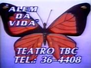 Alem da Vida PS TVC 1990