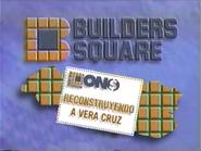Builders Square URA Spanish TVC - Reconstruyendo A Vera Cruz - 1996
