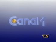 Canal 1 da TN morning startup ID 1990