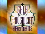 EBC promo - Gala for the President - 1994 - 1