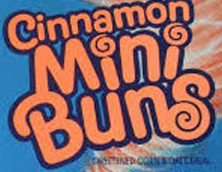 Kellogg's Cinnamon Mini Buns (Tau)