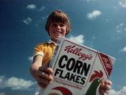 Kelloggs Corn Flakes AS TVC 1983