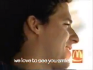 McDonald's Bacon Egg and Cheese Bagel EVM TVC 2001 - 2