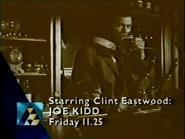 Anglien promo - Joe Kidd - 1993
