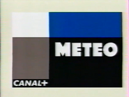 CANAL plus - meteo - 1995