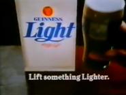 Guinness Light AS TVC 1980
