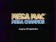 McDonald's Mega Mac RL TVC 1998 1