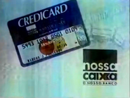 Caixa Credicard TVC 1989