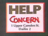 Help Concern AS TVC 1984