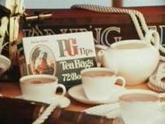 PG Tips AS TVC 1977