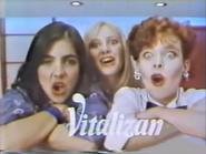 Vitalizan PS TVC 1985