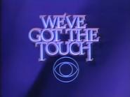 CBS ID with slogan - 1984