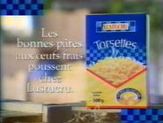 Lustucru Torsettes RLN TVC 1991