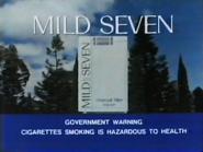 Mild Seven GH TVC 1986