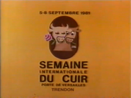 Semaine Internationale Du Cuir TVC 1981