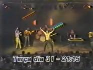 Telecord Grande Parade promo 1985 2