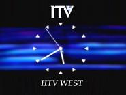 HTV clock 1989 - West version