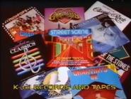 K-tel AS TVC 1983