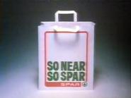 Spar AS TVC 1981