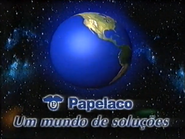 TN1 sponsorship billboard - Papelaco - 1999