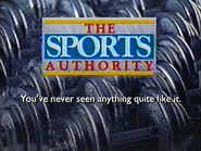 The Sports Authority TVC 1994
