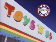 Toys R Us Baby Month TVC 1997