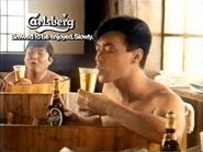 Carlsberg GH TVC 1985