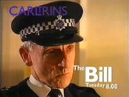 Carltrins promo - The Bill - 1995