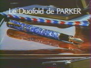Duofold Parker RLN TVC 1989