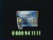 Intercall Mobile RL TVC 2000