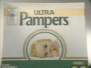 Ultra Pampers TVC - 3-25-1987 - 1